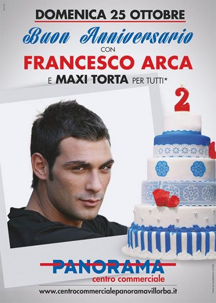 francesco arca max torta groovypeople