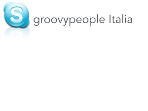 contatti groovypeople, skype groovypeople, skype groovypeiople italia