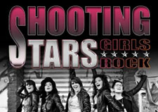 SHOOTING STARS – Rock girls