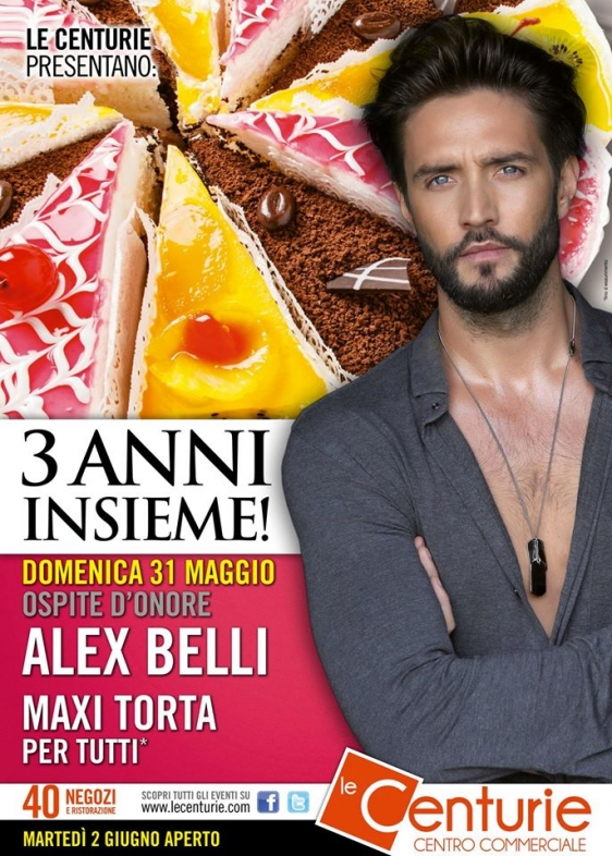 Alex Belli Le Centirie groovypeople