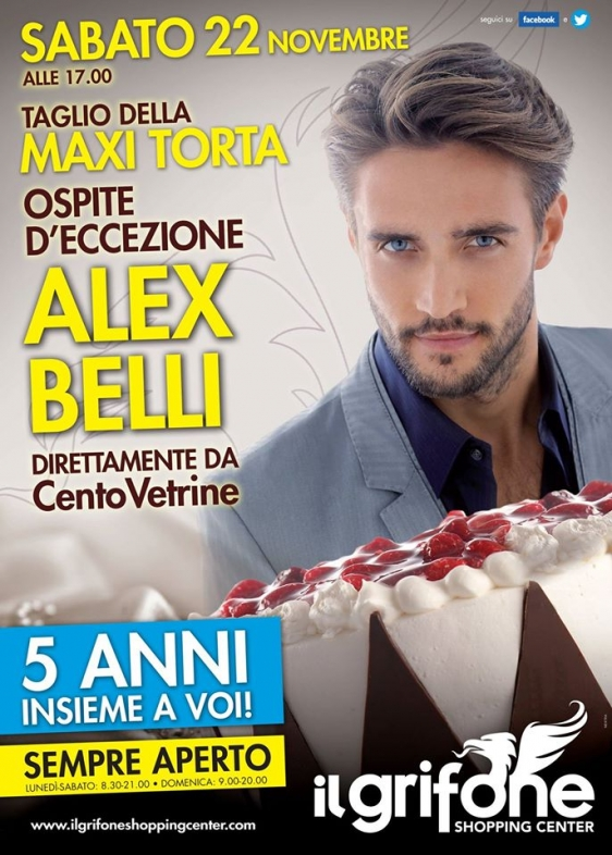 Alex belli il grifone groovyopeople
