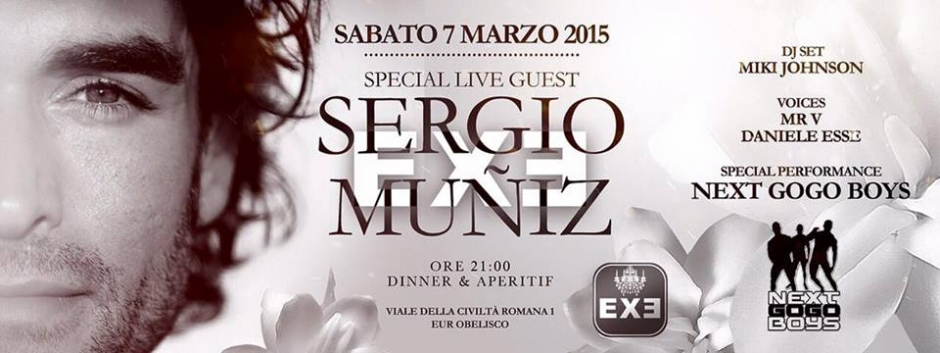 Sergio Muniz EXE Roma
