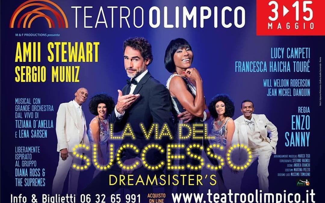 sergio muniz, teatro olimpico, roma, amii stewart, attore, cantante, agenzia groovypeople, management groovypeople, eventi, viop, testimonial