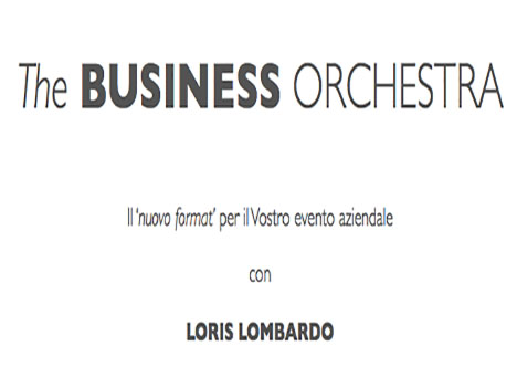 The BUSINESS ORCHESTRA – #groovyformat