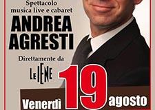 Andrea Agresti LIVE – Rossano Calabro