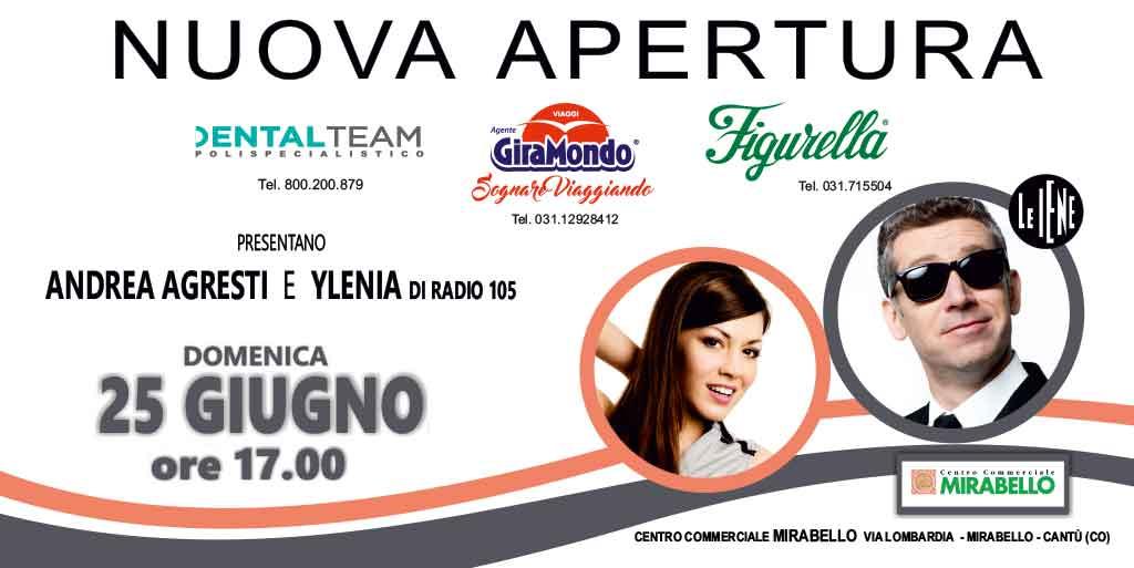 Inaugurazione DENTALTEAM / FIGURELLA / GIRAMONDO
