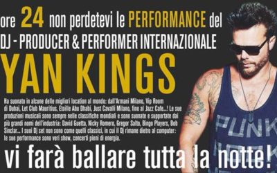 YAN KING allo Sport Club Nuova Casale