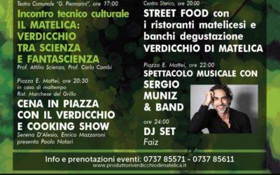 Sergio Muniz – live show a Matelica
